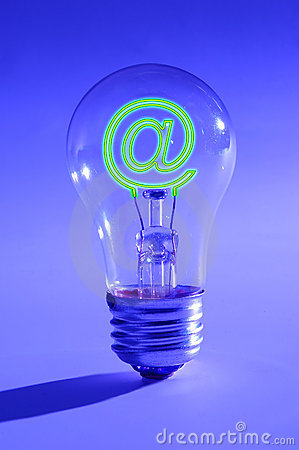 Free Idea And The Internet Stock Image - 1075621