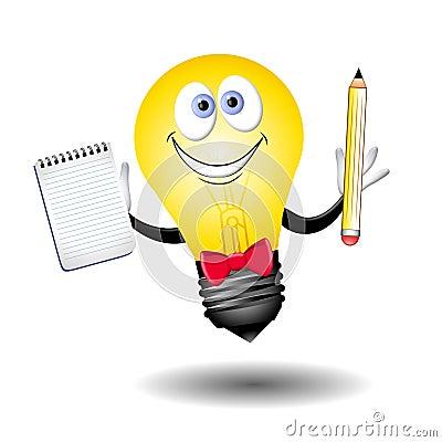 The Idea Lightbulb Guy