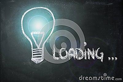 idea-loading-lightbulb-blackboard-design