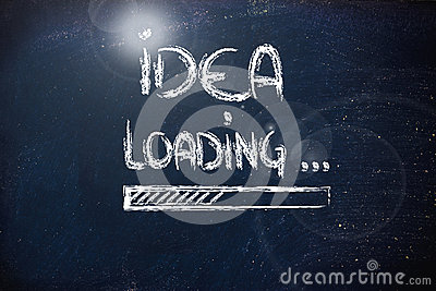 idea-loading-progress-bar-blackboard-des