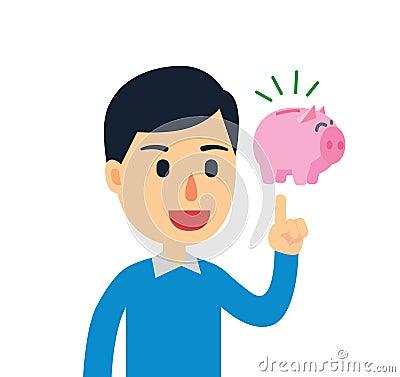 Free Idea To Saving Royalty Free Stock Photo - 51281745