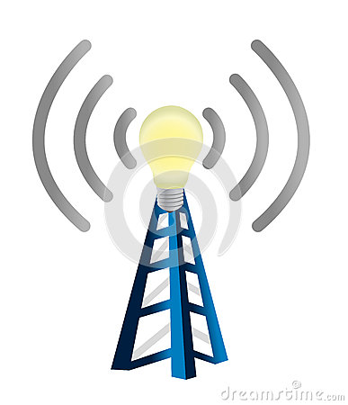 Idea wifi tower