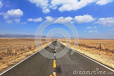 Ideal road
