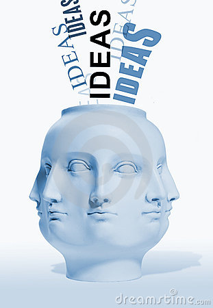 Free Ideas Royalty Free Stock Photo - 2340435