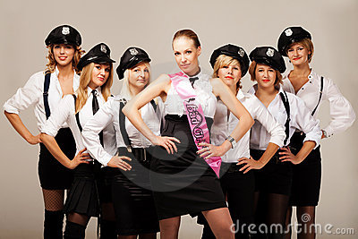 Ideas for hen party: take your friends with you