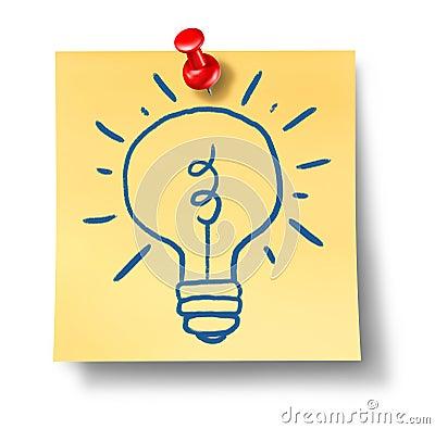 Free Ideas Inspiration Creativity Light Bulb Office Not Stock Photo - 17668620