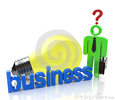 Ideas of ​​resolving the issues in business
