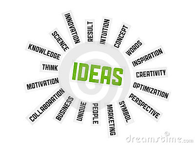 Ideas Sign
