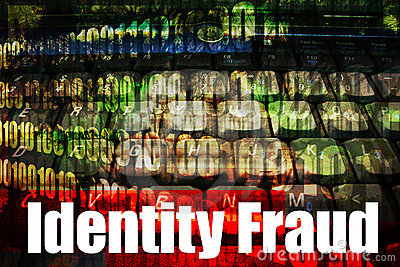 Identity Fraud Hot Online Web Security Topic