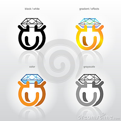 Identity sign for jewellery industry companies