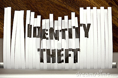 Identity Theft Stock Photo - Image: 6065350