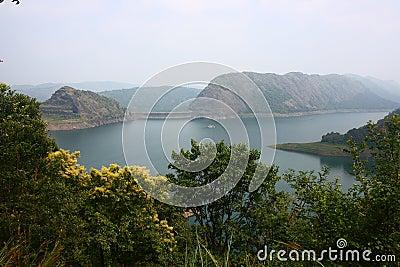 Idukki Dam at Kerala - Asia s Largest Arch Dam