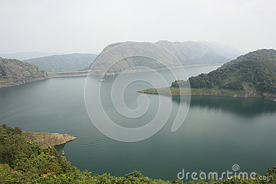 Idukki Dam at Kerala - Asias Largest Arch Dam