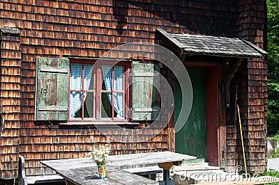 Idyllic Alpine Cottage