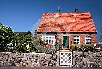 Idyllic family house on Bornholm