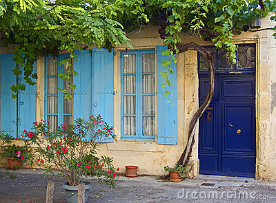 Idyllic place in the languedoc