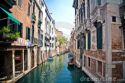 Idyllic Place in Venice