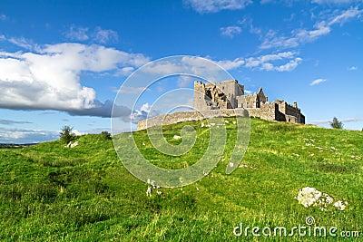 Idyllic view for Rock of Cashel