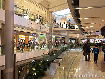 IFC Mall Editorial Photography