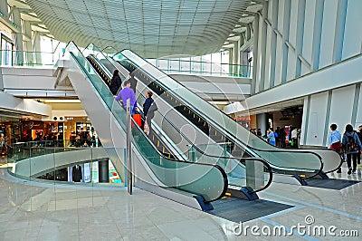 Ifc mall, hong kong Editorial Image