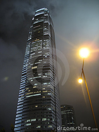 IFC tower Editorial Stock Photo