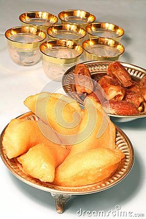Free Iftar Display Stock Photography - 1300302