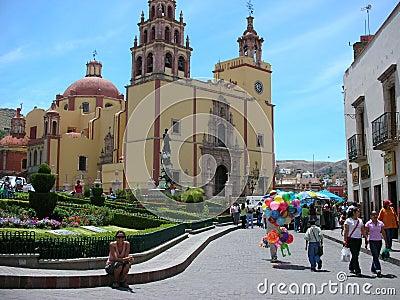 Iglesia Foto de archivo editorial