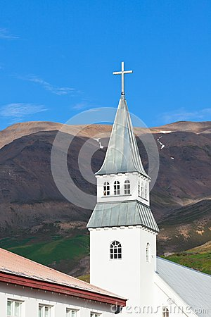 Iglesia de Islandia