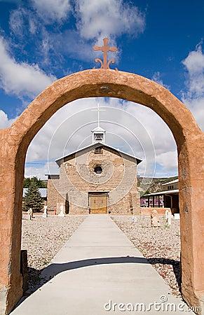 Iglesia de la virgen de Guadelupe