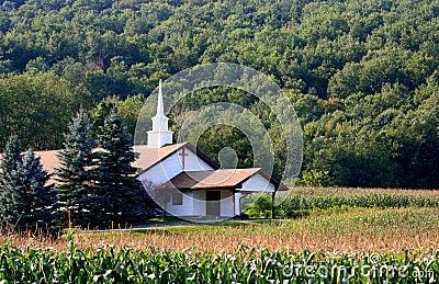 Iglesia del país
