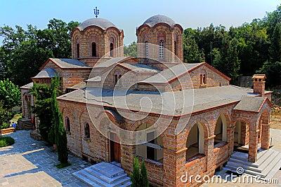 Iglesia ortodoxa vieja