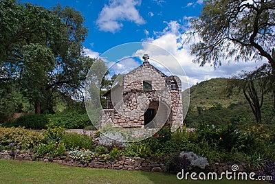 Iglesia Potrerillo de Larreta Alta Gracia