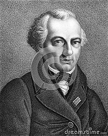 Ignaz Heinrich von Wessenberg Editorial Photo