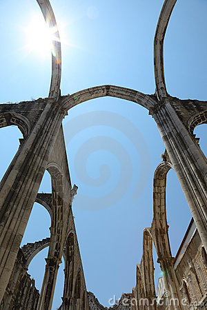 Igreja do Carmo church, Lisbon