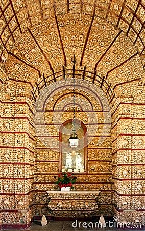 Igreja do Carmo Famous bone chapel