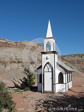 A igreja a menor do mundo