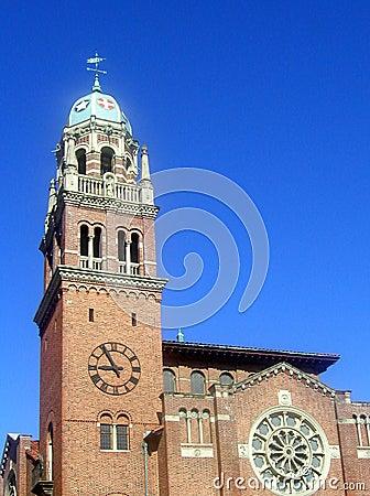 Igreja ornamentado