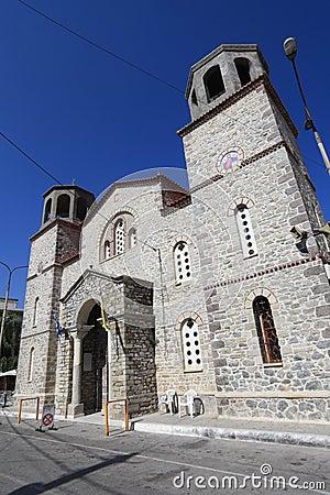 Igreja ortodoxa em Greece