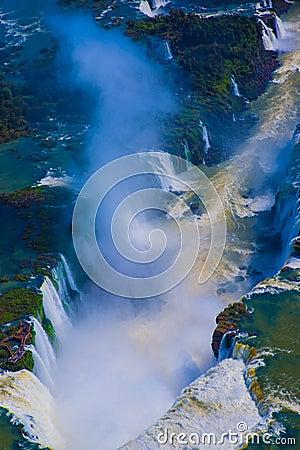 Free Iguacu Waterfalls Stock Photo - 35520380