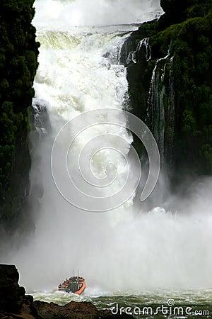 Free Iguacu Waterfalls Stock Image - 4819331