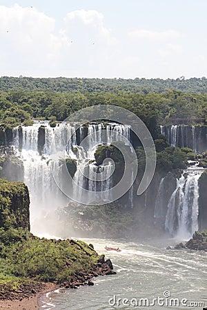 Free Iguacu Waterfalls Stock Photos - 5916573