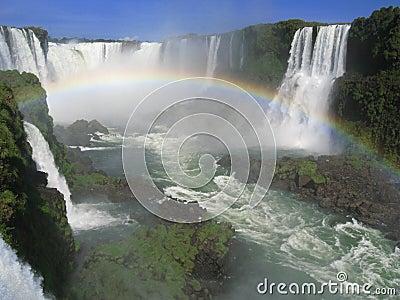 Iguassu Rainbow