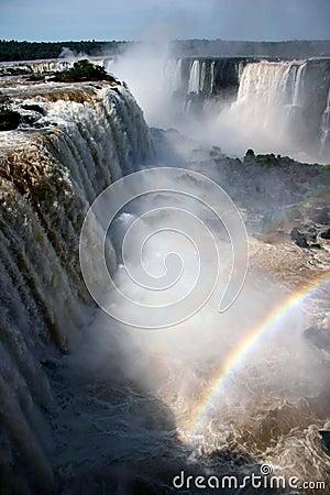 Free Iguazu Falls Stock Image - 5102291