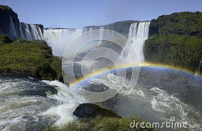 Iguazu Falls - Brazil / Argentine border