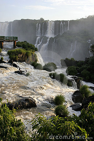 Iguazu Falls, Brazil, South America