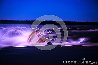 Iguazu falls, Devils Throat, Garganta del Diablo