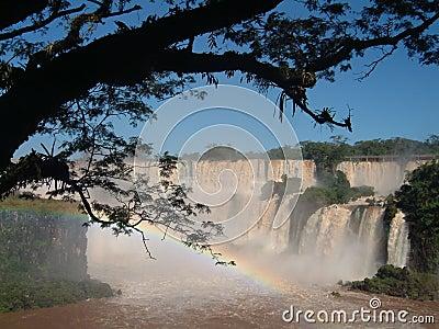 Iguazu Waterfall, Brasil-Argentina