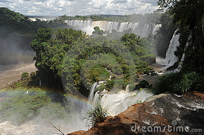 Iguazu waterfalls unesco world heritage