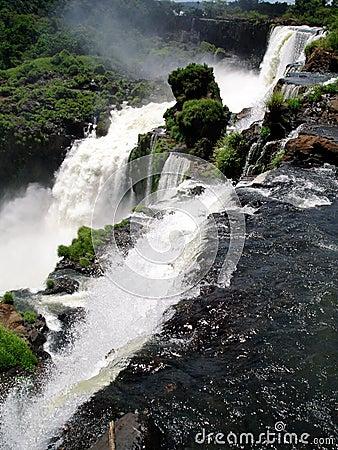 Free Iguazu Waterfalls2 Stock Images - 4263944