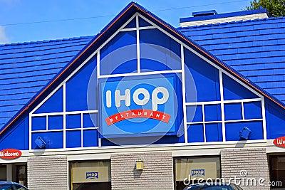 IHOP Restaurant Editorial Stock Image - Image: 45923669